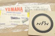 NOS Yamaha AT2 CT2 DT175 IT125 MX125 MX175 TY175 TY250 YZ100 YZ80 Air Adjusting Screw Spring 174-14134-00