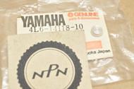NOS Yamaha 1986 XJ700 Maxim Carburetor Blind Plug Cap 4L6-14118-10
