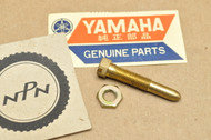NOS Yamaha AT1 CT1 DT1 DT250 IT175 MX250 MX400 R3 RD250 RD350 RT1 SC500 YR1 YZ125 Throttle Screw Set 24X-14103-00