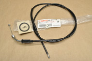 NOS Yamaha 1979-81 QT50 Yamahopper Throttle Cable #1 3L8-26311-00