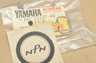 NOS Yamaha AT1 CT1 DT250 GT80 JT2 R5 RD250 RS100 RT1 TW200 TY250 TX750 U5 XS400 YJ1 Stop Ring Clip 102-25137-00