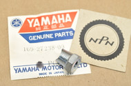 NOS Yamaha MG1 U5 YD3 YDT1 YG1 YGS1 Brake Rod Adjustment Nut 109-27238-00
