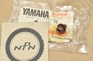 NOS Yamaha AT1 CT1 DT100 DT2 DT400 GT80 MX125 MX80 RD400 RS100 SC500 TY250 TY80 YZ50 YZ80 Screw 110-81346-21