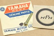 NOS Yamaha PW50 Y-Zinger SH50 Razz XV535 Virago YFA1 Breeze Pan Head Screw 110-81348-20