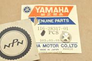 NOS Yamaha AT2 AT3 CT2 DT2 GT1 GT80 MX80 R3 RT2 TX500 U5 XC200 XJ700 XS400 XS750 YR1 Clip Nut 116-28317-01