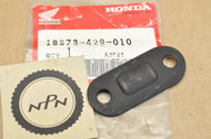 NOS Honda ATC250 ES TR200 TRX200 TRX250 XL350 XL500 XR250 XR350 XR500 XR600 Muffler Lid Cover 18373-429-010