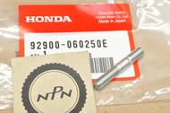 NOS Honda ATC250 CR250 CR500 VFR750 XL350 XL500 XL600 XR250 XR350 XR500 Stud Bolt 92900-06025-0E