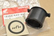 NOS Honda 1985-88 CR500 R Exhaust Muffler Connecting Pipe Rubber Seal 18365-KA5-840