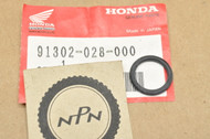 NOS Honda CB1000 CB350 CB400 CB550 CB750 CB900 CBR600 CBX GL1000 Gold Wing VT750 O-Ring 91302-028-000