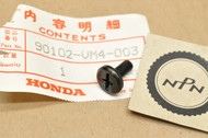 NOS Honda ATC200 TRX200 TRX250 TRX350 Fourtrax Rear Fender Side Screw 90102-VM4-003
