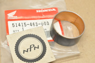 NOS Honda CB1000 CB650 CB900 CBX CX650 GL1100 Gold Wing VF700 VF750 VT700 VT750 Fork Pipe Sleeve 51415-463-003