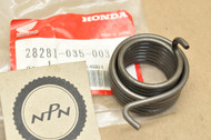 NOS Honda C70 CL70 CT70 MR50 QA50 S65 SL70 XL70 XR70 XR75 Z50 ZB50 Kick Start Starter Spring 28281-035-003