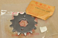 NOS Honda 1979-82 XR250 Front Drive Chain Sprocket 23801-434-000