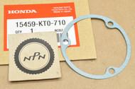 NOS Honda ATC200 CB100 CL125 SL125 TL125 XL100 XL200 XR200 XR75 Oil Filter Cap Gasket 15459-KT0-710