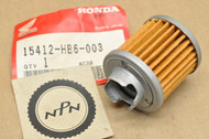 NOS Honda 1986-87 ATC125 M 1987-88 TRX125 Foutrax Oil Filter Element 15412-HB6-003