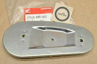 NOS Honda 1977-84 FL250 Odyssey Air Cleaner Filter Seal Plate 17314-950-003