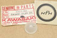 NOS Kawasaki 1972-75 H2 Mach IV Chain Oil Tank Gasket 52019-001