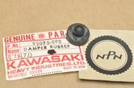 NOS Kawasaki H1 H2 KH500 S2 Mach Meter Gauge Mount Bracket Rubber Damper 92075-090