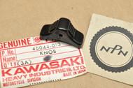 NOS Kawasaki H1 H2 KH250 KH400 KH500 KZ1000 KZ200 KZ400 KZ650 KZ750 KZ900 S1 S3 Z1 Switch Knob 46044-013