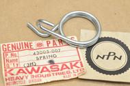 NOS Kawasaki A1 A1SS A7 A7SS G31 M G4 TR G5 KE100 KV100 Brake Pedal Spring 43005-007