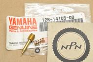 NOS Yamaha FJ1200 FZ750 FZR1000 FZX700 VMX12 XJ600 XV250 XV535 XVZ13 YX600 Pilot Screw Set 12R-14105-00
