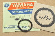 NOS Yamaha AS2 CS3 CS5 DT125 DT175 HS1 HT1 L5T MX175 RS100 RT180 TY250 YL1 YL2 Petcock O-Ring 132-24522-00