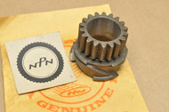 NOS Honda ATC110 ATC90 CT110 CT90 ST90 Clutch Drive Gear 18T 23111-096-305