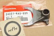 NOS Honda 1985-2001 CR500 R Left Gear Shift Fork 24221-KA5-690