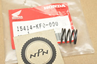 NOS Honda ATC250 GB500 TRX250 XL250 XL600 XR200 XR250 XR500 XR600 Oil Filter Setting Spring 15414-KF0-000