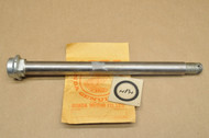 NOS Honda CR250 M MR250 MT250 Elsinore XL250 XL350 Rear Wheel Axle Bolt 42301-385-000
