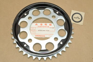 NOS Honda 1982 CB650 SC Nighthawk Rear Final Chain Drive Sprocket 38T 41200-460-840