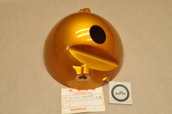 NOS Honda CB175 K4-K5 CB350 K2-K3 CB450 K3-K4 Headlight Bucket Case in Candy Gold 61301-292-020  CQ