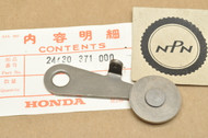 NOS Honda GL1000 GL1100 Gold Wing Gear Shift Drum Stopper 24430-371-000