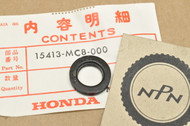 NOS Honda ATC250 FT500 GB500 TRX250 TRX300 XL350 XL600 XR250 XR350 XR600 Filter Rubber 15413-MC8-000