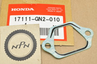 NOS Honda NB50 Aero NQ50 Spree SB50 Elite Intake Manifold Pipe Gasket 17111-GN2-010
