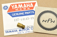 NOS Yamaha AS2 DT125 RD250 YL2 YLCM Carburetor Main Jet #95 137-14143-19