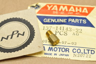 NOS Yamaha YD3 YDS3 YDT1 YM1 Carburetor Main Jet #110 137-14143-22