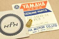 NOS Yamaha DS6 DT100 DT125 MX100 R5 RD250 RD350 RD400 RS100 YD3 YL2 YM1 Carburetor Main Jet #120 137-14143-24