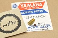 NOS Yamaha DT250 DT360 YDS3 YM1 Carburetor Main Jet #130 137-14143-26