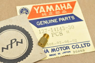 NOS Yamaha AT1 CT1 DT1 DT100 DT2 DT250 DT3 DT400 MX175 RD350 RT2 YM1 Carburetor Main Jet #150 137-14143-30