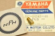 NOS Yamaha 1964, 1966 TD1 Carburetor Main Jet #200 137-14143-40