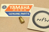 NOS Yamaha MX250 MX360 RT1 RT2 SR500 TD2 TZ125 TZ250 YZ125 YZ250 YZ80 Carburetor Main Jet #260 137-14143-52