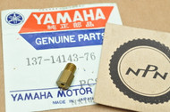 NOS Yamaha IT250 IT490 MX250 RT2 TD3 TR2 TZ250 WR250 YZ250 YZ400 YZ465 Carburetor Main Jet #380 137-14143-76