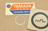 NOS Yamaha DT100 IT175 IT200 MX100 MX125 MX175 RT100 TY175 YZ100 YZ125 YZ175 Shim 0.5T 137-17417-00-05