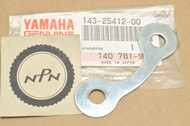 NOS Yamaha TD1 TD2 TD3 TR2 TR3 TZ250 TZ350 Rear Sprocket Lock Washer 143-25412-00