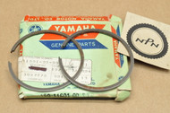 NOS Yamaha YD3 YDS2 YDT1 Standard Piston Ring Set for 1 Piston = 2 Rings 150-11601-00