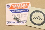 NOS Yamaha TD1 YDS2 YDS3 YDT1 YM1 Kick Start Lever Compression Spring 150-15625-00