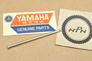 NOS Yamaha 1969-70 L5T 1962 YDS2 Carburetor Throttle Bar 152-14114-00