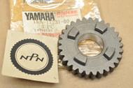 NOS Yamaha BW200 TW200 XT200 YFB250 YFM225 YFM250 YFU1 YTM200 YTM225 Third 3rd Wheel Gear 29T 15A-17231-00