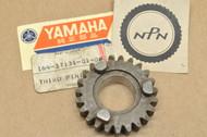 NOS Yamaha G6S G7S YG5 YL2 YLCM Third 3rd Pinion Gear 164-17131-01